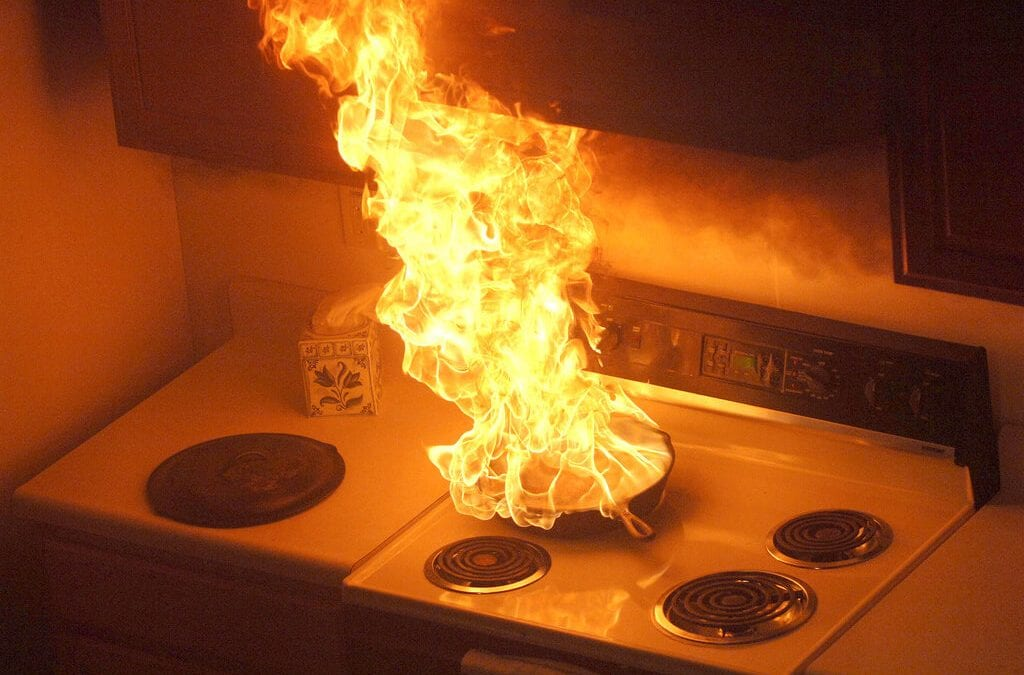 Practice fire safety in the home to be ready for an emergency