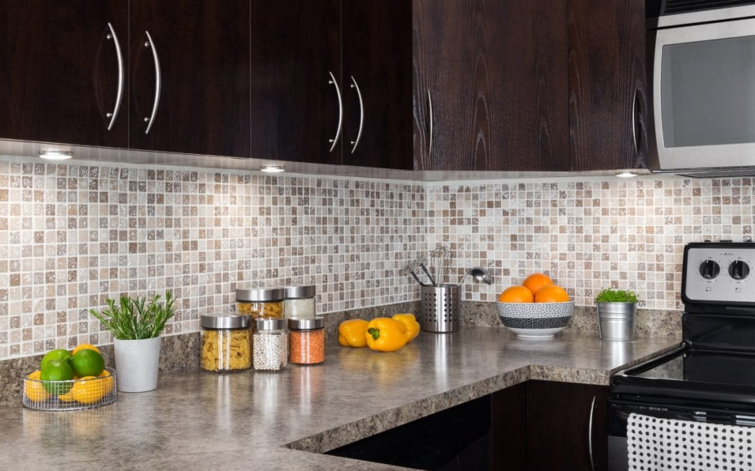 kitchen remodel ideas include a new backsplash