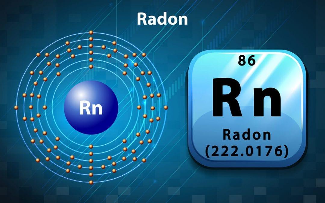 danger of radon